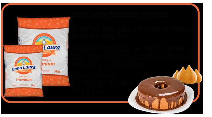 Dona Laura Semolina Premium